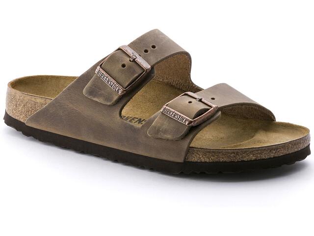 pretty nice cdf2e 0847d Birkenstock Arizona Sandals Oiled Leather Men tabacco brown